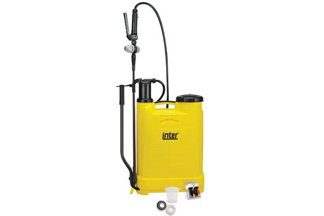 Knapsack Sprayer Alpha 16 inter elite 16 litres knapsack sprayer