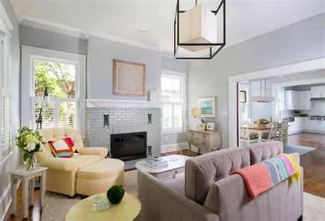 funky mirrors for living room funky living room transitional family room by britt designs
