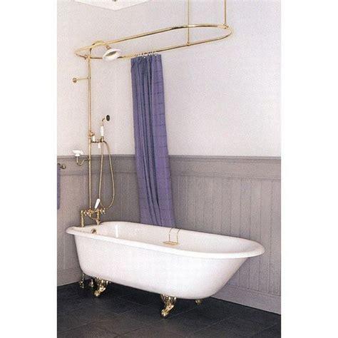 tub curtain surround sunrise specialty deck mounted bath tub shower enclosure