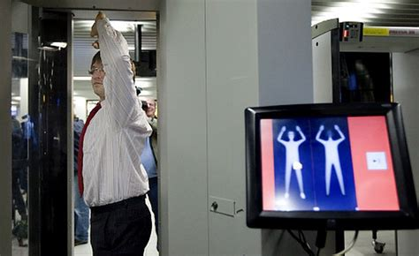 full body scanner questions