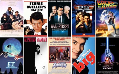 theme movies list what do you need to throw a great 1980 s themed party