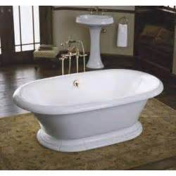 cast iron freestanding bathtub kohler vintage cast iron freestanding bathtub chairish