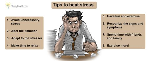 5 ways to beat stress five simple tips to beat stress emotional stress