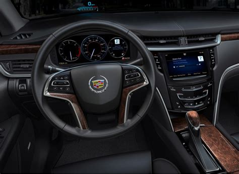 Gm Interiors by Gm Reveals 2013 Cadillac Xts Interior Cue Cadillac User