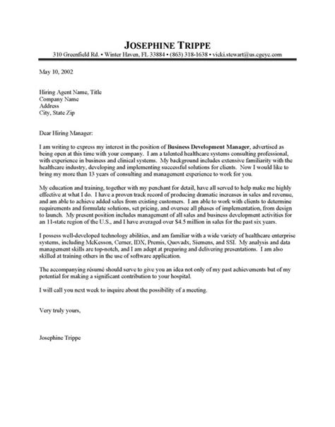 cover letter for healthcare sle cover letter sle cover letter healthcare