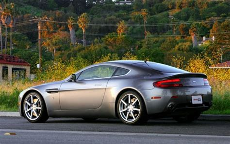 2006 Aston Martin Vantage by 2006 Aston Martin V8 Vantage Information And Photos
