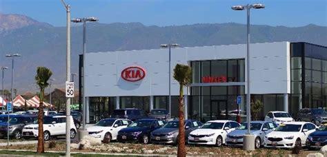 fontana kia dealer fontana auto center welcomes valley kia to the