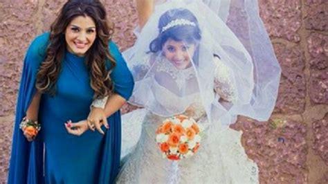 raveena tandon adopted daughters wedding real weddings raveena tandon s s sweet