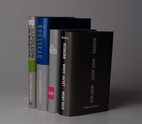 Handcrafted Modern Book - custom modern book jackets