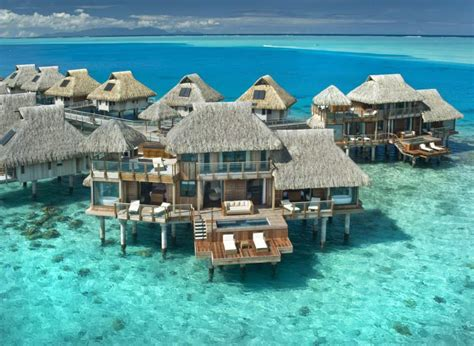 ultimate house bora bora 12 most beautiful water hotels eccentric hotels