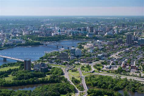 Ottawa Records Aerial Photo Ottawa Ontario
