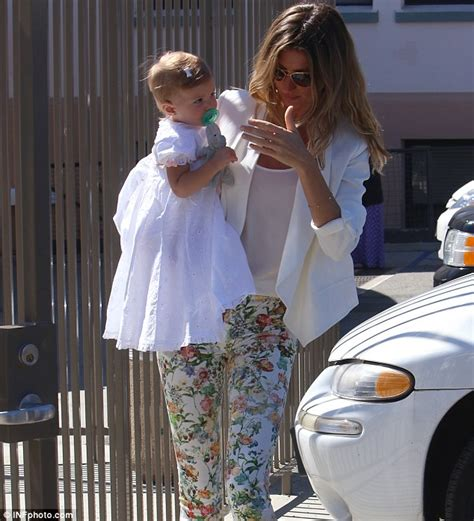 how to wear your hair for baptism with curly hair gisele bundchen and tom brady have baby vivian baptised