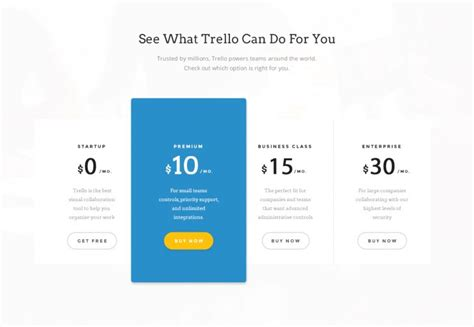 web design pricing tables template vector mock up royalty free simple plans and pricing table free psd download