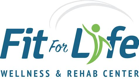 Fi For Lif fit for wellness and rehab clinic logos
