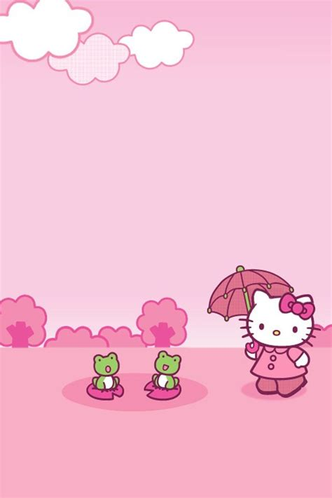 hello kitty iphone wallpaper pinterest hello kitty wallpaper hello kitty pink iphone wallpapers