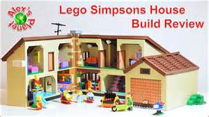 In The House Review by Lego Simpsons House Build Review