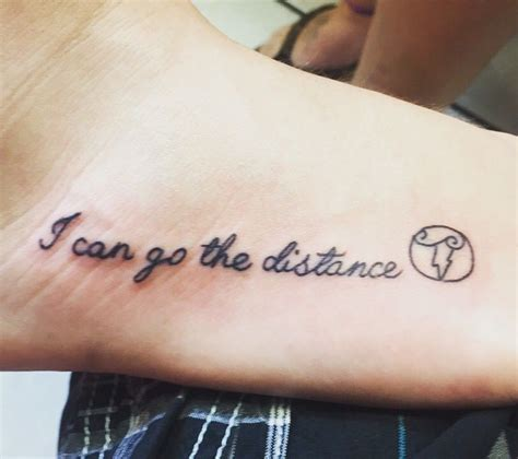 distance tattoos i can go the distance hercules ink