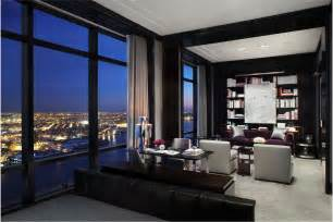 penthouse interior trump world tower modern penthouse idesignarch interior design architecture interior