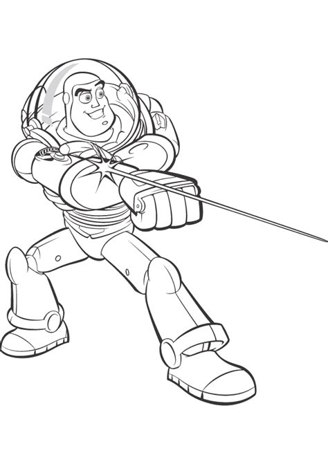 buzz lightyear coloring pages to print 002
