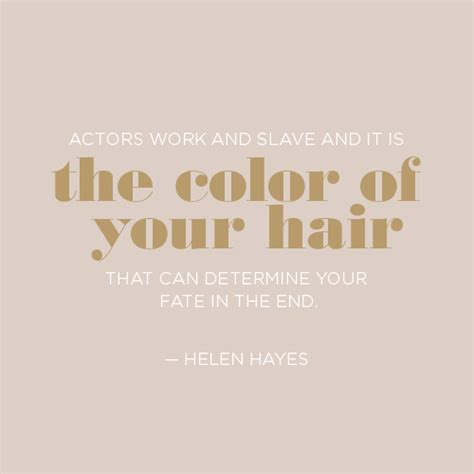 hair quotes stylecaster