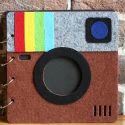Home Design And Decor Wish App diy cute photo album polaroid camera design scrapbooking