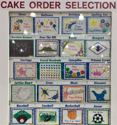 Cakes To Order by Costco Cake Order Form 2016