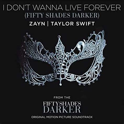 forever testo i don t wanna live forever zayn traduzione