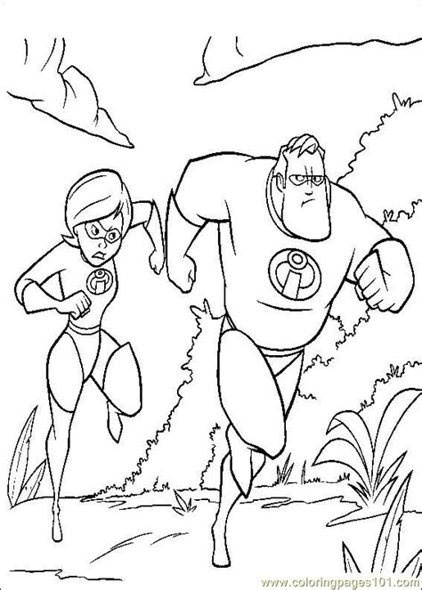 incredibles coloring pages pdf the incredibles 51 coloring page free the incredibles