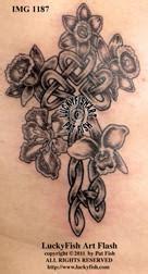 tattoo my photo 2 0 key celtic family tattoos luckyfish art