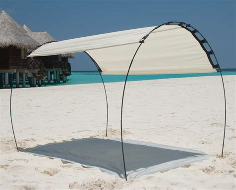movable awnings portable beach shade canopy pinteres