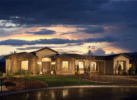 new pulte model homes in las vegas