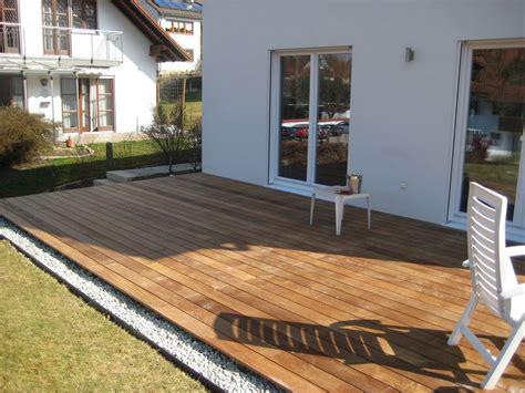 Bestes Holz Für Terrasse by Beste Terrassendielen Holz Verlegen Konzept Terrasse
