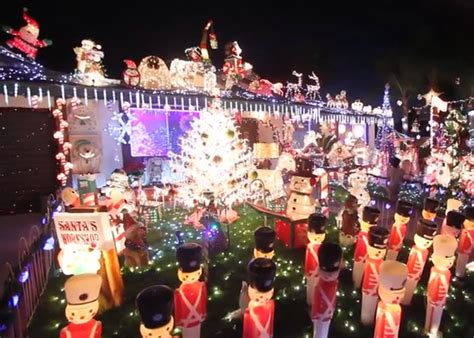 baker electric solar helps san marcos santa light up his