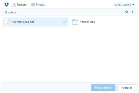 dropbox definition envoyer des gros fichiers pmtic
