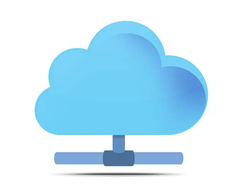 Computer Desk Cloud Computing Icon Technology Solutions Cyber