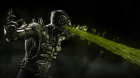 Mba Reptiles by Reptile Slithers Into The Mortal Kombat X Roster Gamecrate