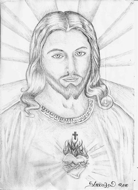 free pencil sketch up doodle theme jesus simple pencil drawing images drawing of sketch
