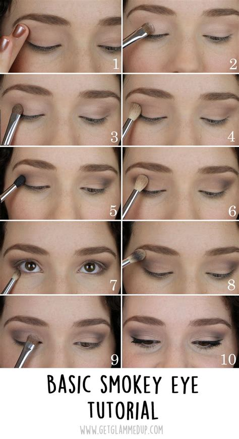 tuesday tutorial 4 makeup tips for four eyed gals beginner smokey eye makeup saubhaya makeup