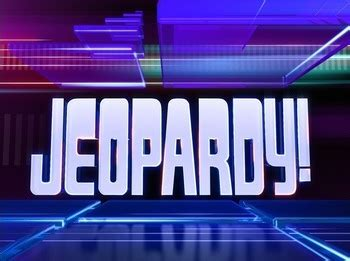 Jeopardy Review Template by Jeopardy Template Review Powerpoint By Connor