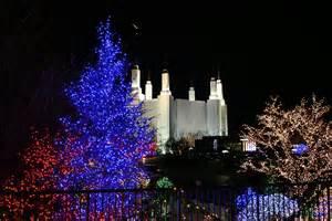 mormon temple dc lights washington dc temple pictures