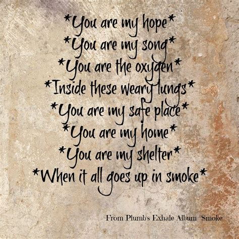 Lyrics Plumb by Plumb Exhale Cd Giveaway Ends 5 13 15 Inspirational