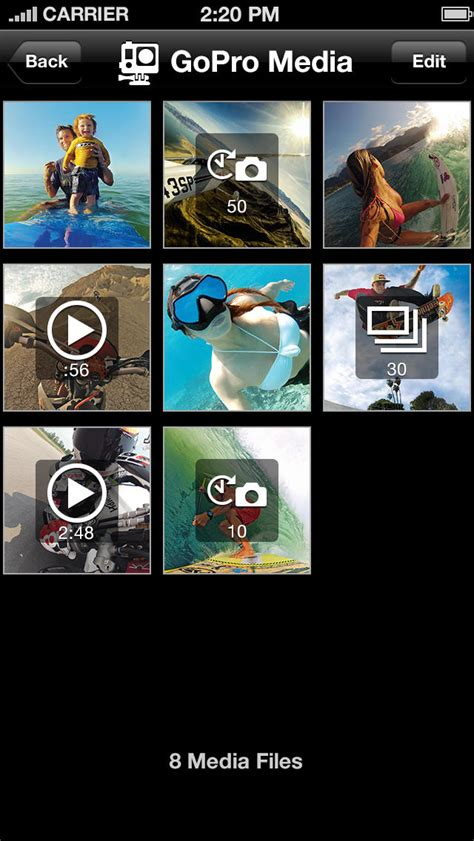 best gopro apps gopro app ios