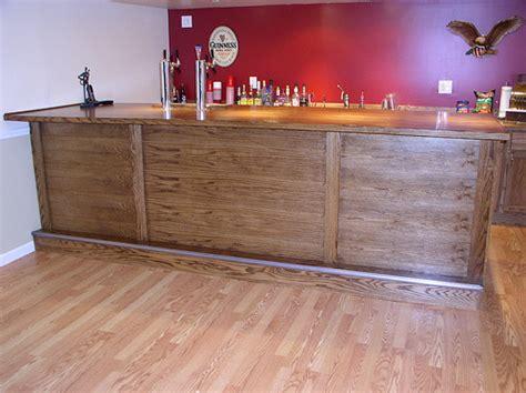 building a kegerator in my basement bar from scratch