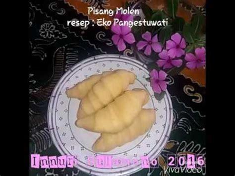 Molen Tahu Eca Rasa Molen Tahu cara membuat pisang molen mini yang renyah dan enak ala