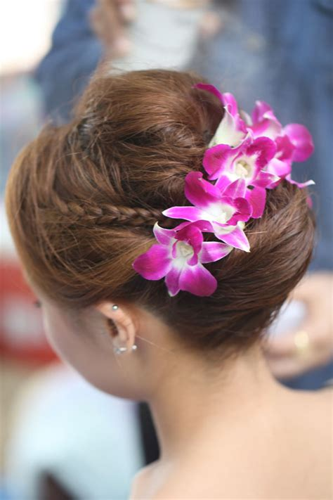 thailand womens haircuts hair style page 004 wedding ceremony accessory samui