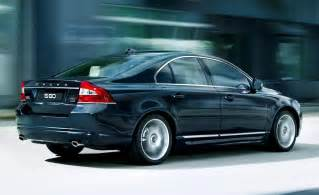 2009 Volvo S80 Owners Manual 2009 Volvo S80 Drive Related Infomation Specifications