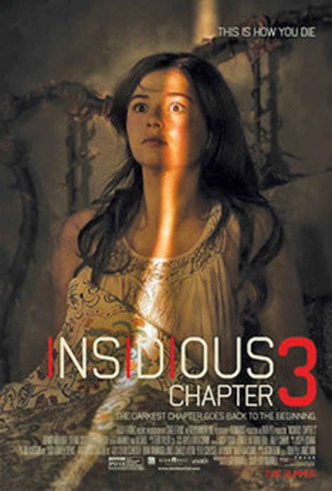 Ulasan Film Insidious 3 | movie review quot insidious chapter 3 quot the angelus