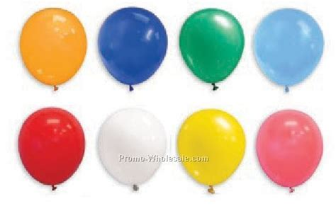 11 quot standard opaque balloon wholesale china