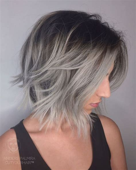 lob for fine hair 40 best short hairstyles for fine hair 2018 short