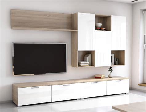 mueble blanco mueble salon blanco mueble salon madera blanco y negro